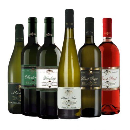 I vini bianchi dell'Oltrepò